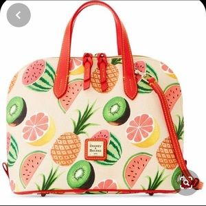 Dooney & Bourke fruit Ruby Bag crossbody